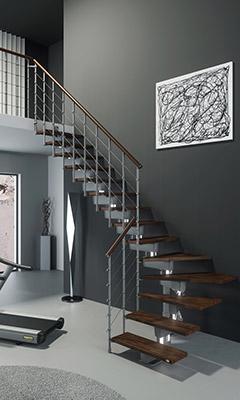 Construcentro escaleras for Escaleras rintal