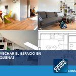 Ideas geniales para aprovechar el espacio en habitaciones pequeñas