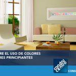 Guía rápida sobre el uso y cualidades de los colores para decoradores principiantes